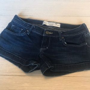 Abercrombie Shorts size 00 perfect stretch